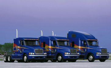 """¿Por qué llaman """"Semi"""" a los camiones grandes?"""