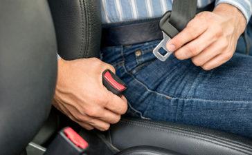 La importancia del cinturón de seguridad en el automóvil