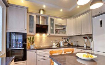 Espacio en su casa: ¿Cómo ganar unos centímetros en la cocina?