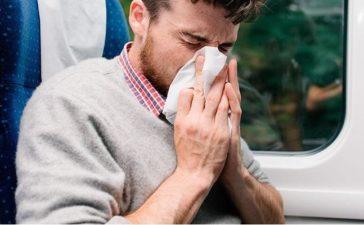Tips para no enfermarte durante un viaje