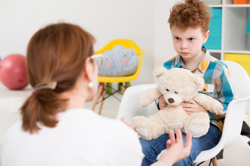 La Psicología infantil ayuda a saber como tratar con niños