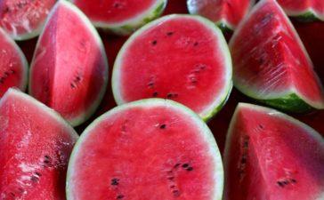 La Sandía Es La Fruta Perfecta Para El Verano