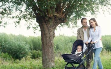 Consejos útiles para salir a pasear con el bebé