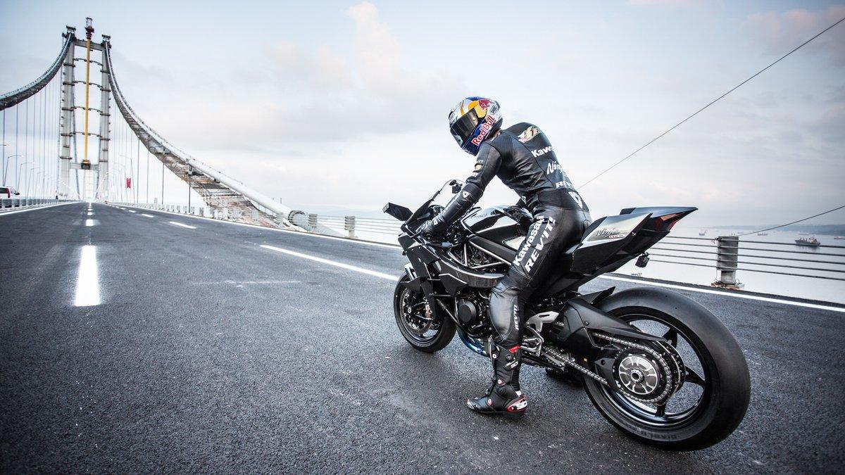 Kawasaki Ninja H2R: La moto de producción más veloz del mundo