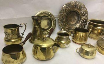 Sepa como mantener los objetos de bronce