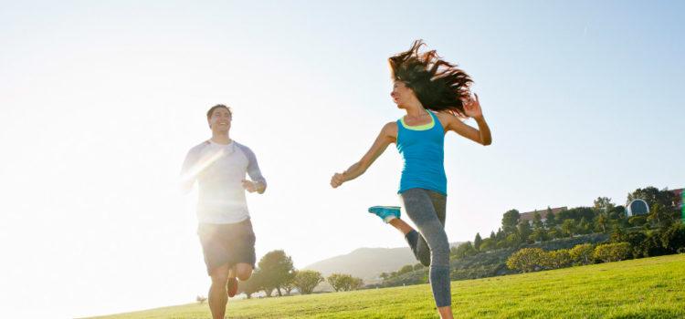 Para empezar un deporte, mejor acompañado