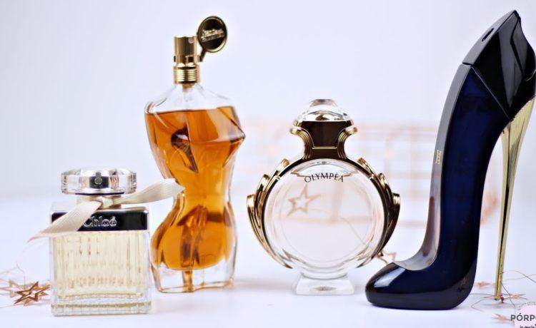 Mejores perfumes de mujer: Identifica con perfección tu estilo