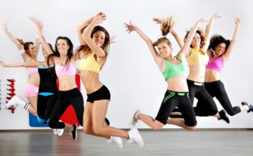 Rutina de Zumba: Una disciplina para bajar de peso
