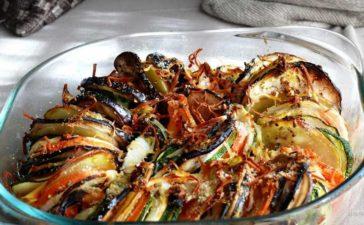 ¿Cómo preparar unas verduras al horno en casa?