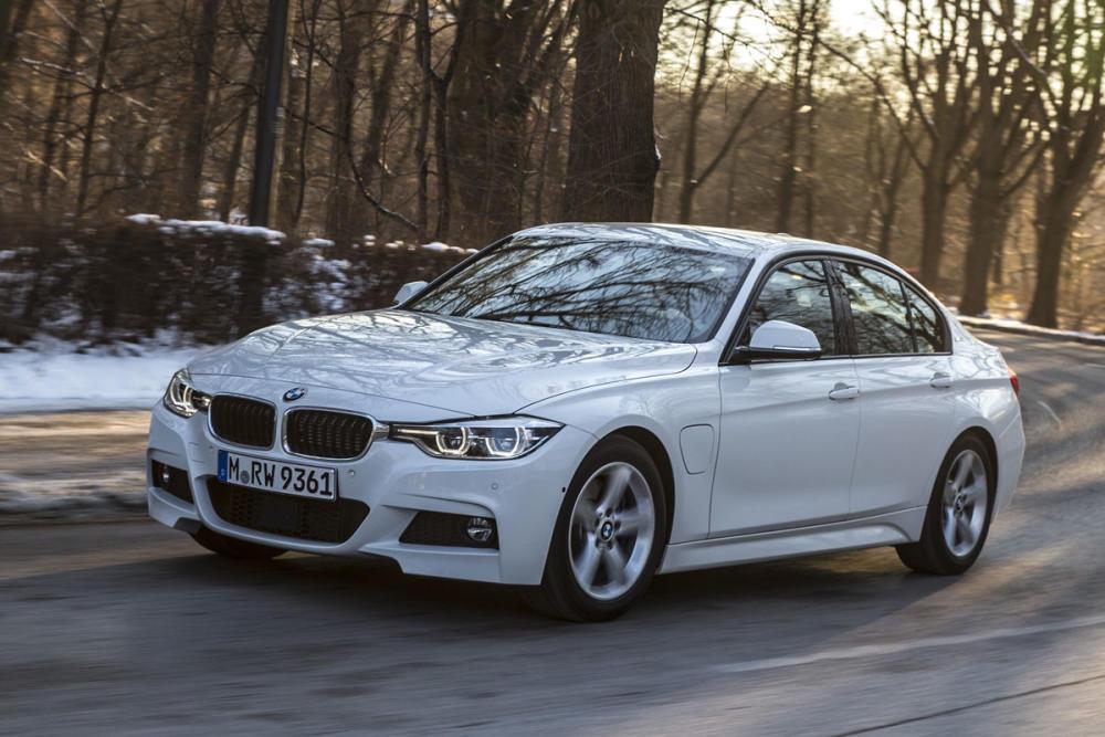 BMW Serie 3 Híbrido: El progreso y ahorro en su máxima expresión