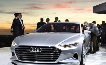 Audi Prologue Concept: El diseño de futuros modelos de la marca