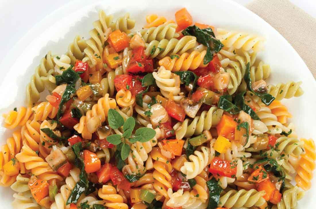 Recetas vegetarianas fáciles y rápidas para adelgazar