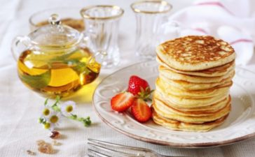 Blinis, un desayuno novedoso de origen eslavo