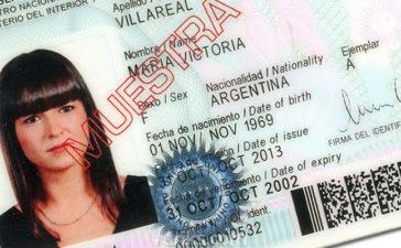 Los requisitos para tramitar el DNI argentino