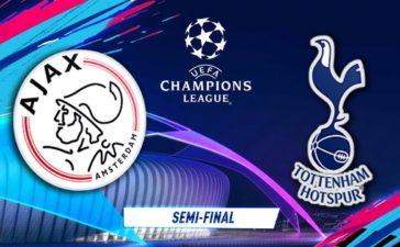 Ajax vs Tottenham ver en vivo