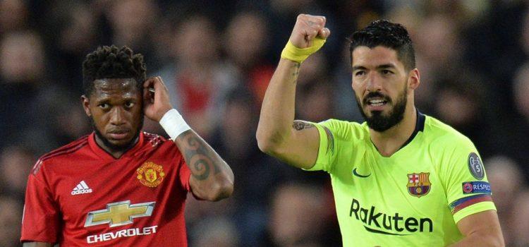 Barcelona vs Manchester United , seguilo en vivo