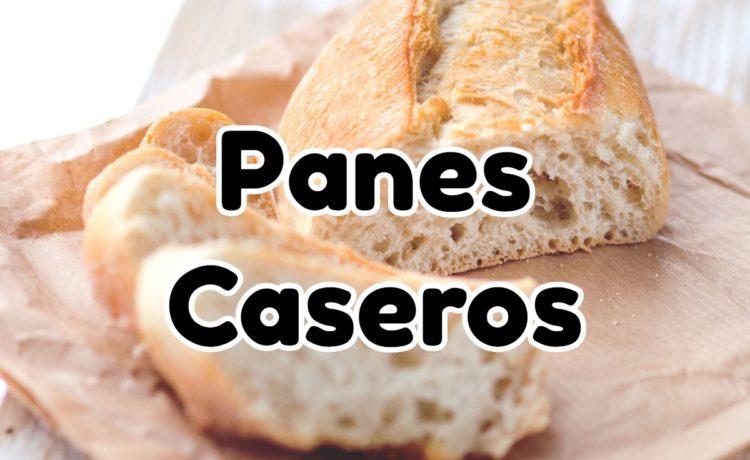 Información sobre los Panes Caseros