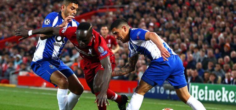 Porto vs Liverpool en vivo
