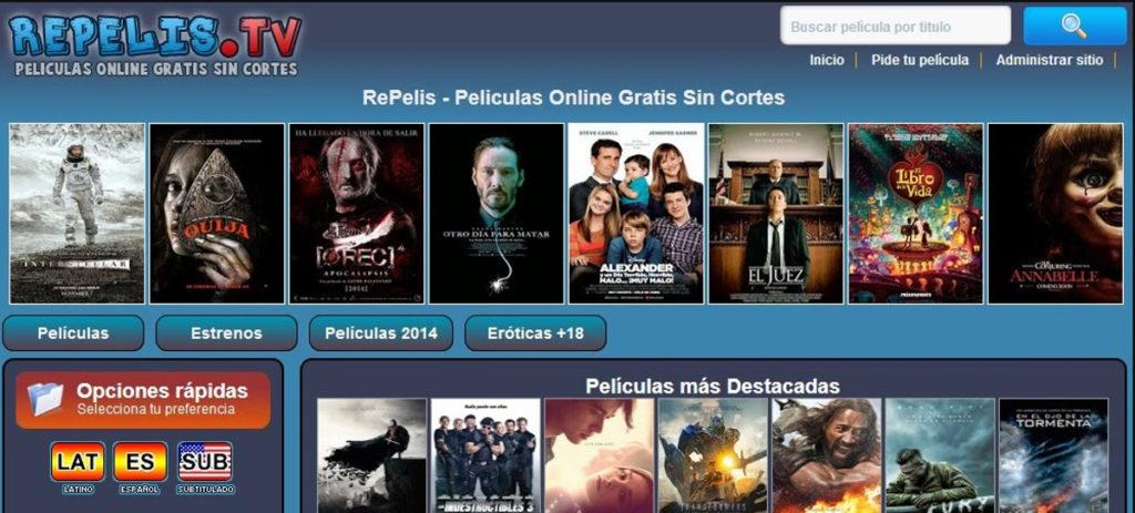 ¿Dónde ver películas online gratis sin descargar y sin registrarse? 5
