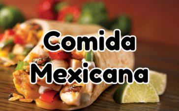 Noticias sobre la comida Mexicana