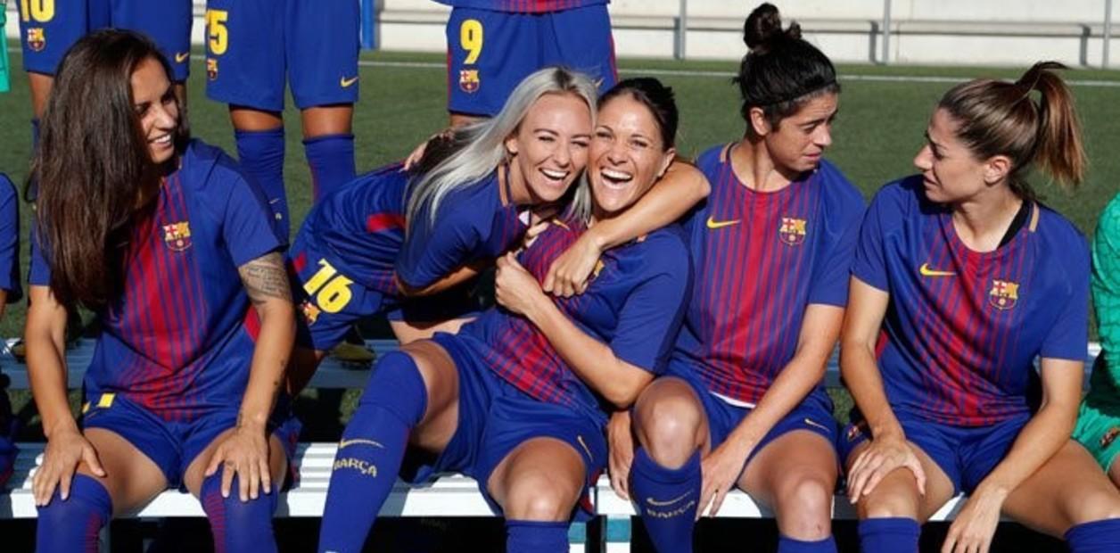 Nombres de equipos de fútbol femenino