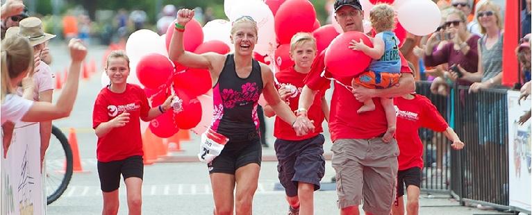 Triatlón: El deporte ideal para las mujeres que quieren competir junto a los hombres
