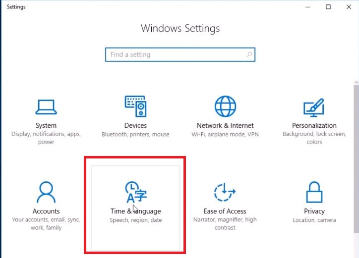 ¿Cómo cambiar idioma en Windows 10?