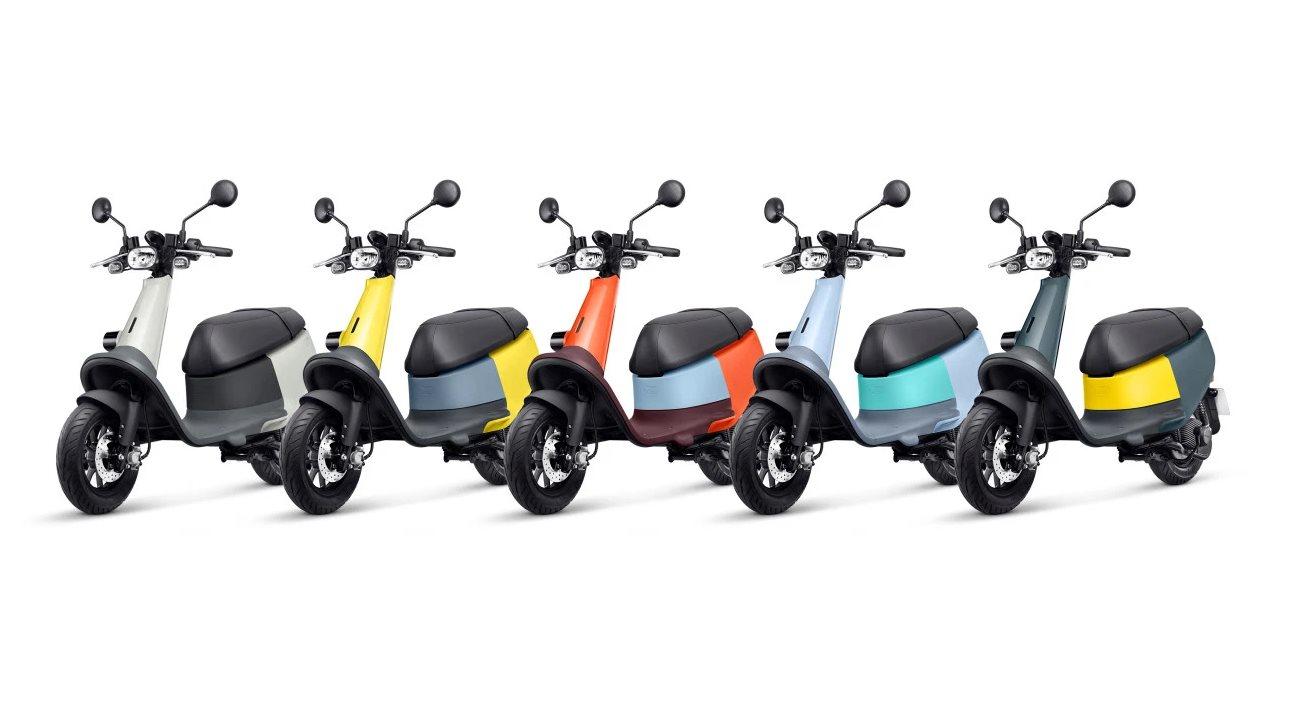 Gogoro presenta su nueva gama de vehículos eléctricos
