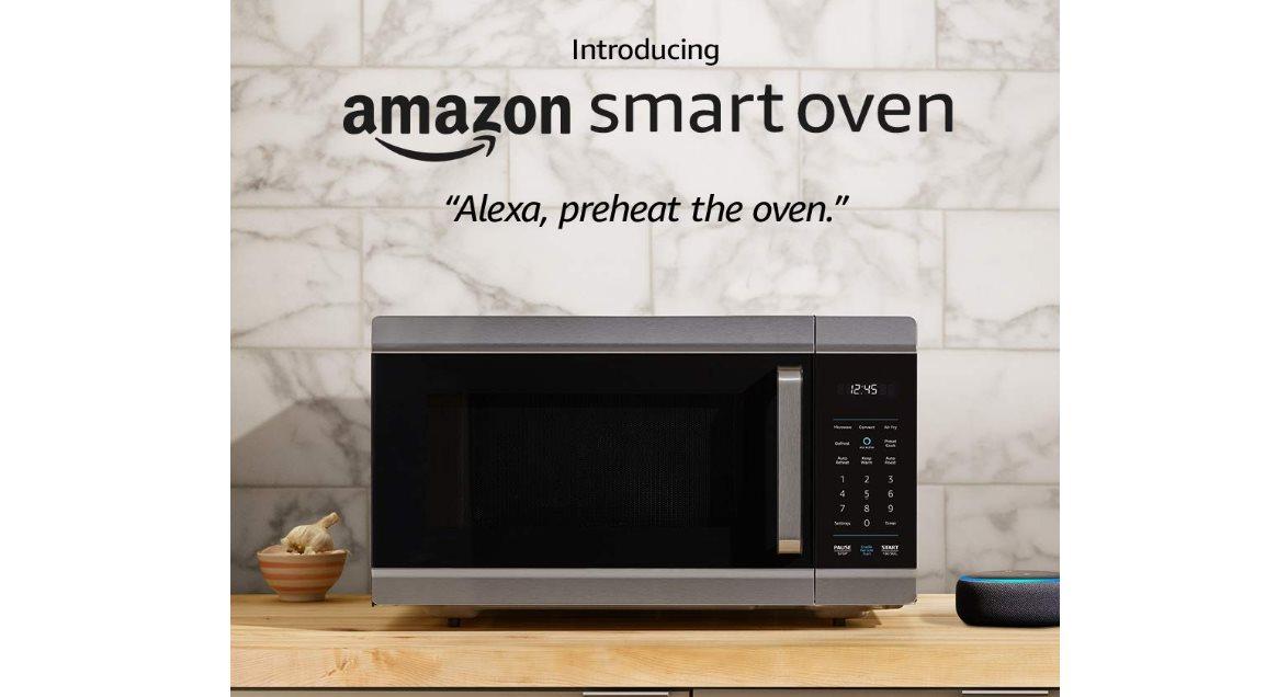 Smart Oven de Amazon :  El nuevo horno inteligente