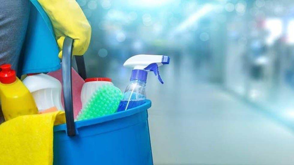 Encargado de limpieza