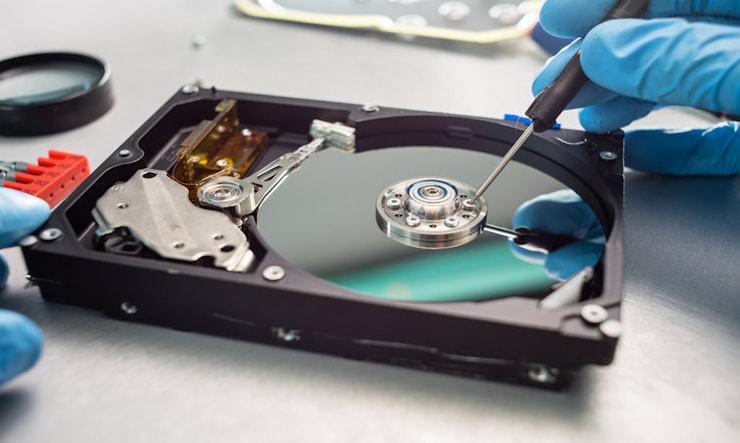 Cómo reparar disco duro en riesgo
