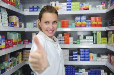 Empleado para farmacia