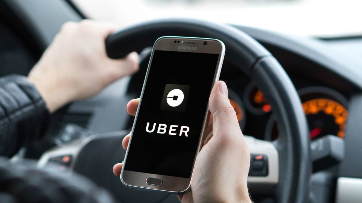 Beefeater con UBER