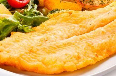 Tarta de pescado