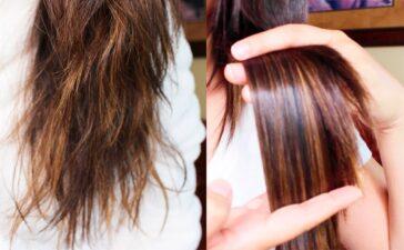 sílice para el cabello