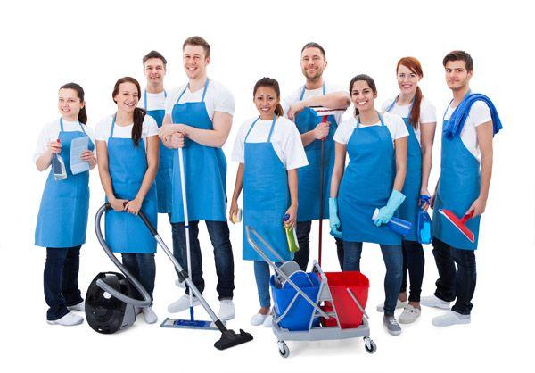 empresas de limpieza para dejar cv