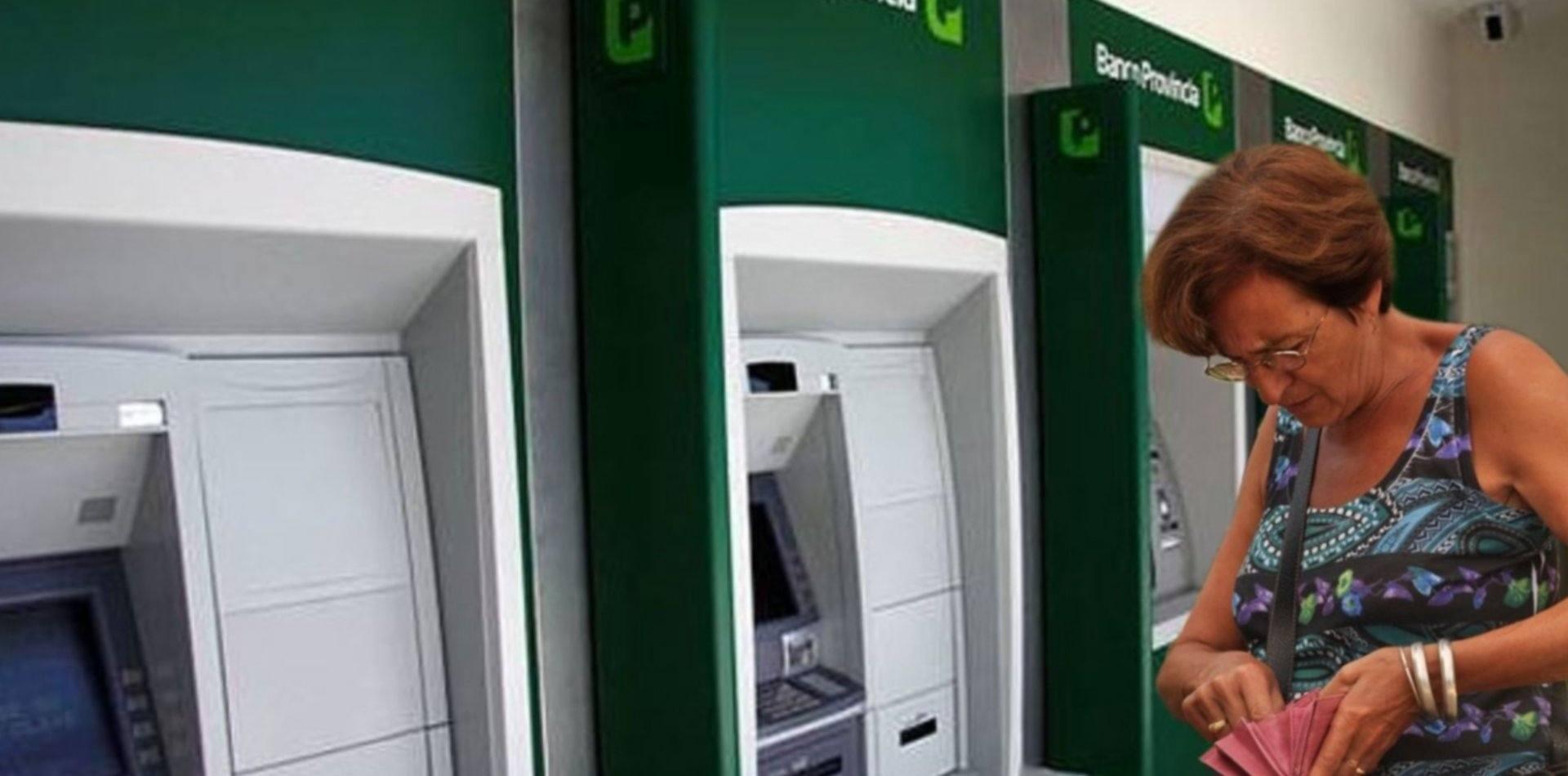 banco provincia jubilada