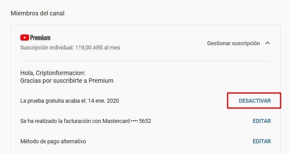 desactiva-youtube-premium