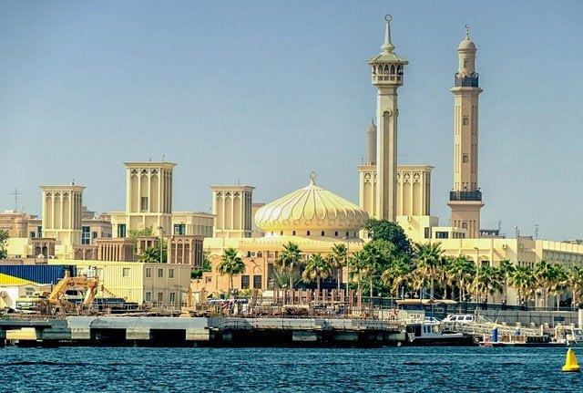 palacio de Dubai