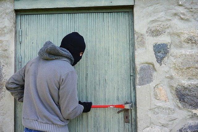 seguridad de la casa