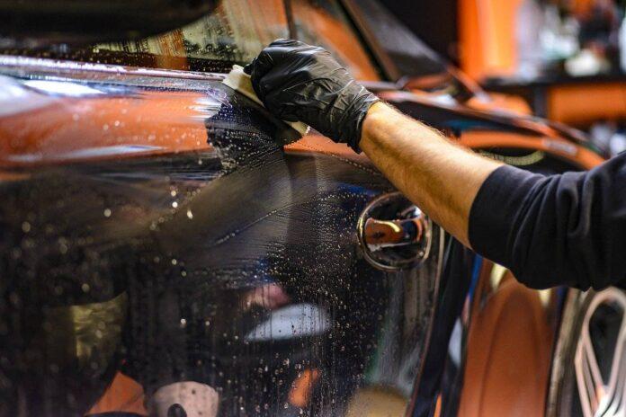 limpiar coche coronavirus