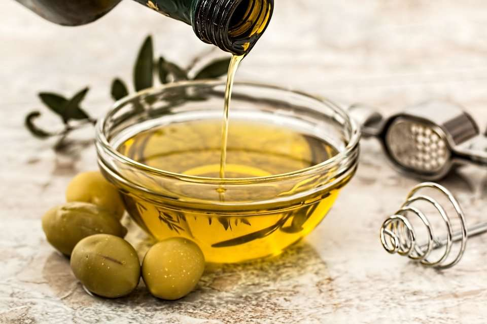 aceite de oliva orujo