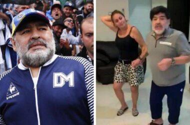 vídeo de Diego Maradona