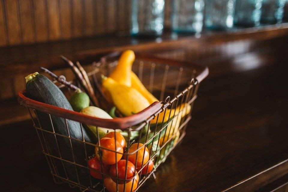 Cajera para supermercado