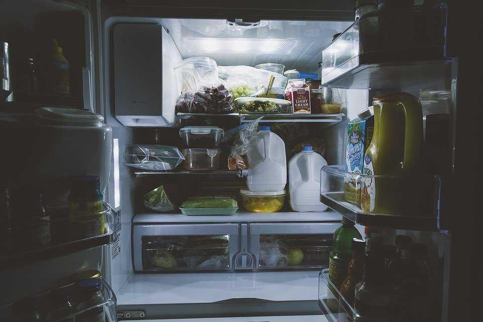 medidas de un refrigerador