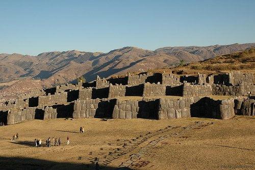 Sacsayhuamán turismo