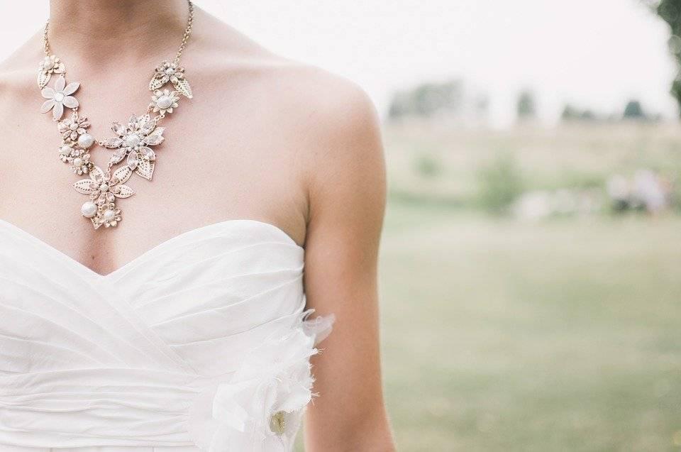 joyas para la novia