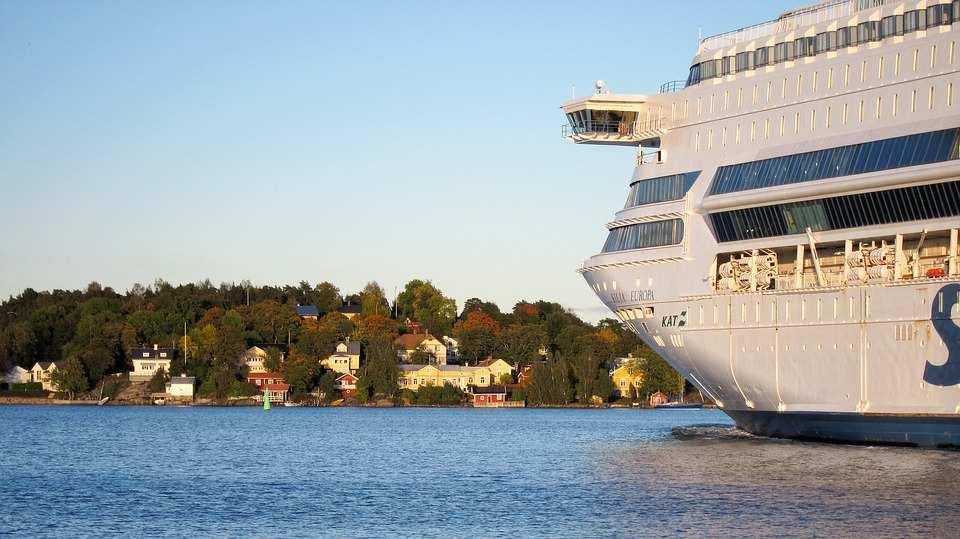 un crucero por finlandia
