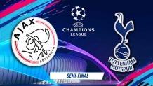 Ajax vs Tottenham , seguilo en vivo