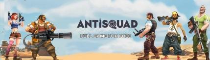 AntiSquad juego GRATIS para Windows